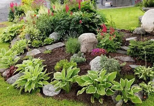 Rock Garden Design 9