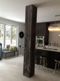 Rustic Columns Interior 19