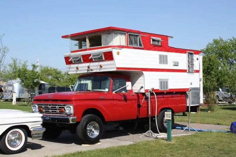 Slide In Truck Camper 1