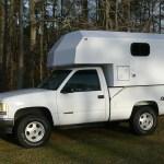 Slide In Truck Camper 14