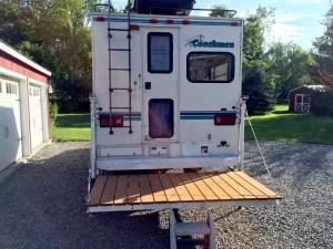 Slide In Truck Camper 4