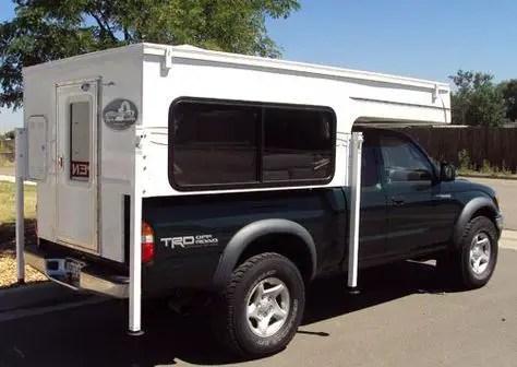 Slide In Truck Camper 6