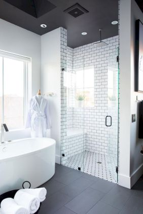 Small Master Bathroom Layout 7