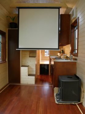 Tiny House Stairs 19