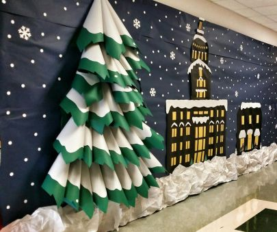 Christmas Office Decorations 19