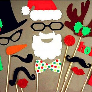 Christmas Office Decorations 23