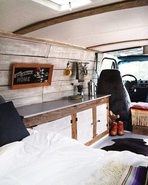 Conversion Van Interior 10
