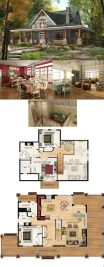 Farmhouse Floor Plans 10