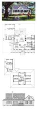 Farmhouse Floor Plans 16