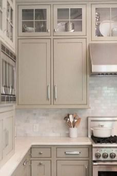 Grey And Beige Kitchen 2