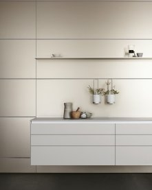 Grey And Beige Kitchen 5