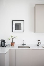 Grey And Beige Kitchen 8