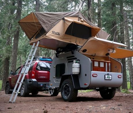 Off Road Trailer 8