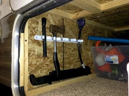 Camper Storage Ideas 16