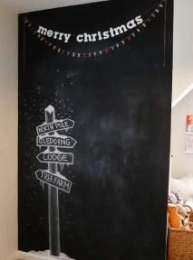 Christmas Chalkboard Art 4