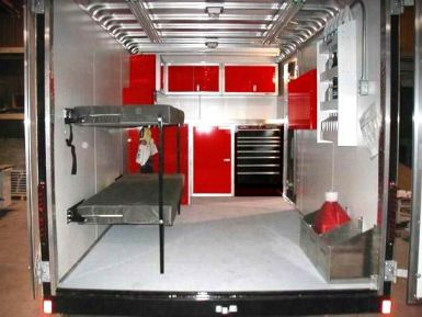 Enclosed Trailer Ideas 10