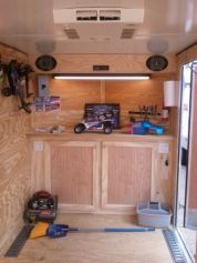Enclosed Trailer Ideas 14