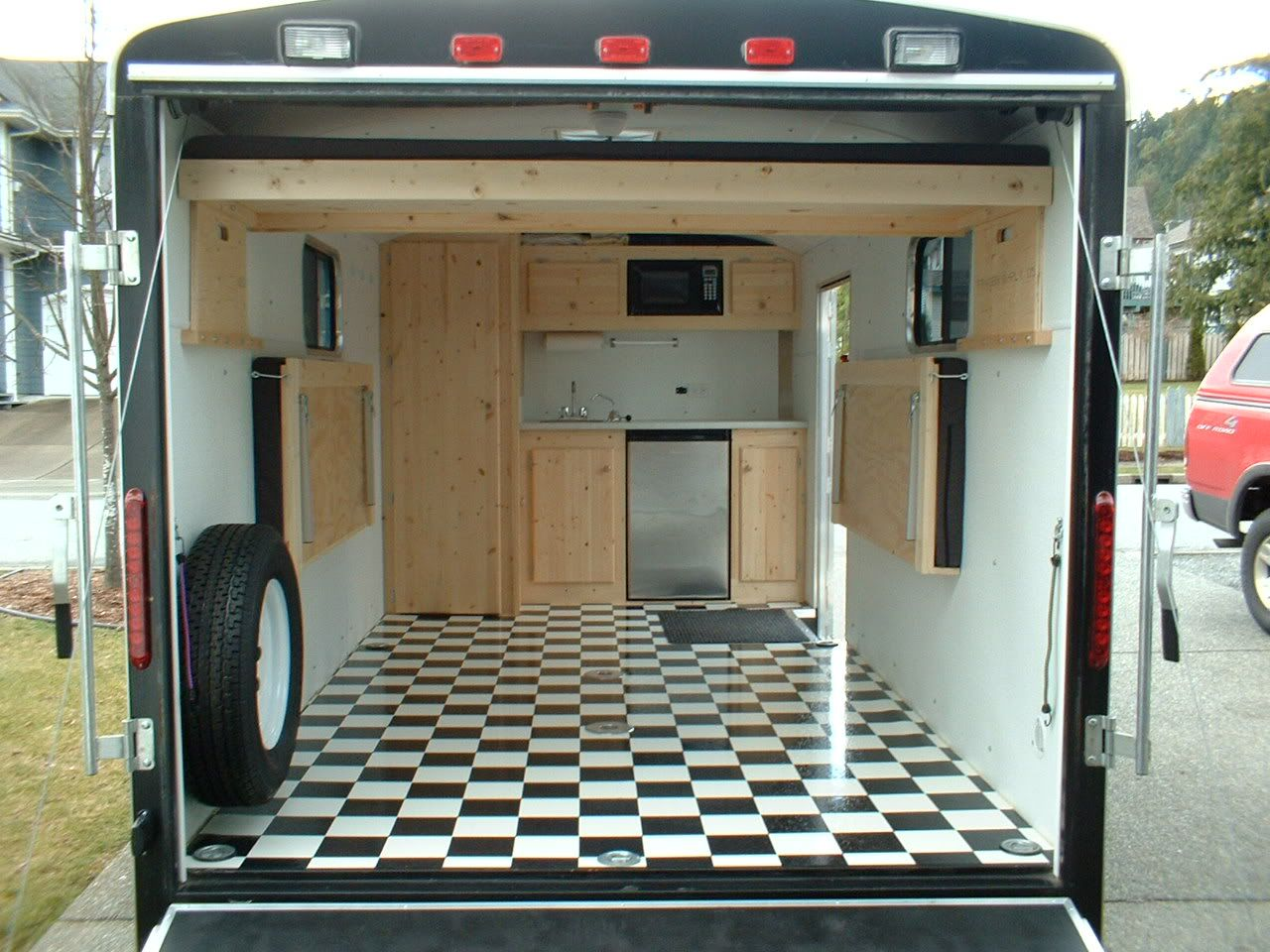 Enclosed Trailer Ideas 2