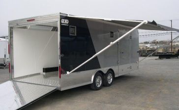 Enclosed Trailer Ideas 3