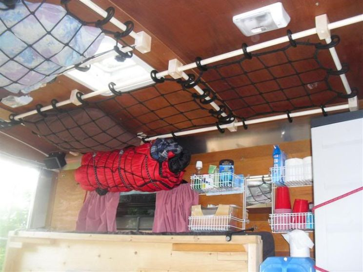 Enclosed Trailer Ideas 32