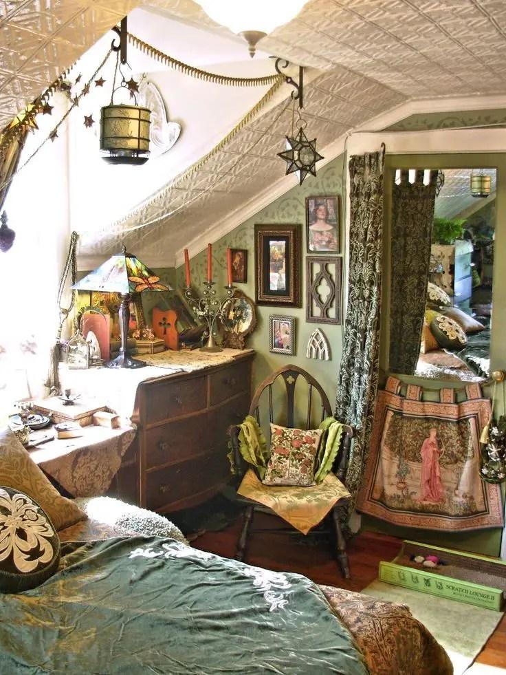 Hippie Bedroom 15