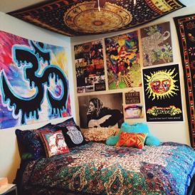 Hippie Bedroom 32
