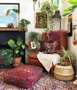 Hippie Bedroom 42