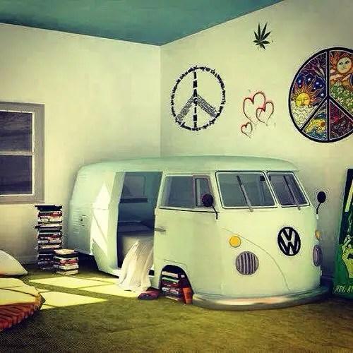 Hippie Bedroom 43