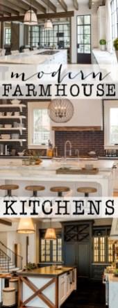 Modern Farmhouse Kitchen 30