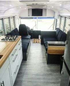 Short Bus Conversion 28