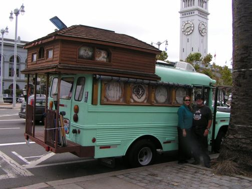 Short Bus Conversion 9
