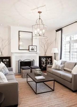 Western Living Room 20