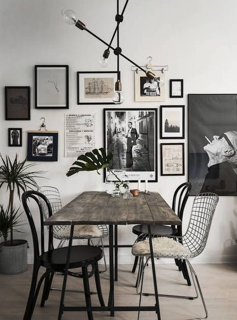 Dining Room Wall Decorations 13
