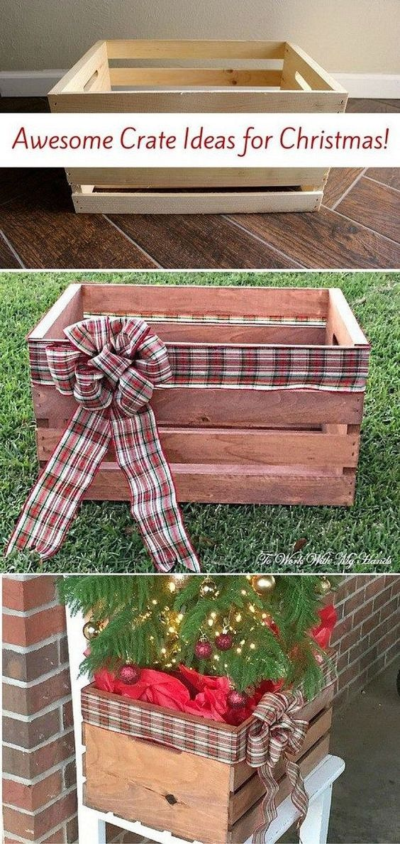 Simple Diy Christmas Decoration 10