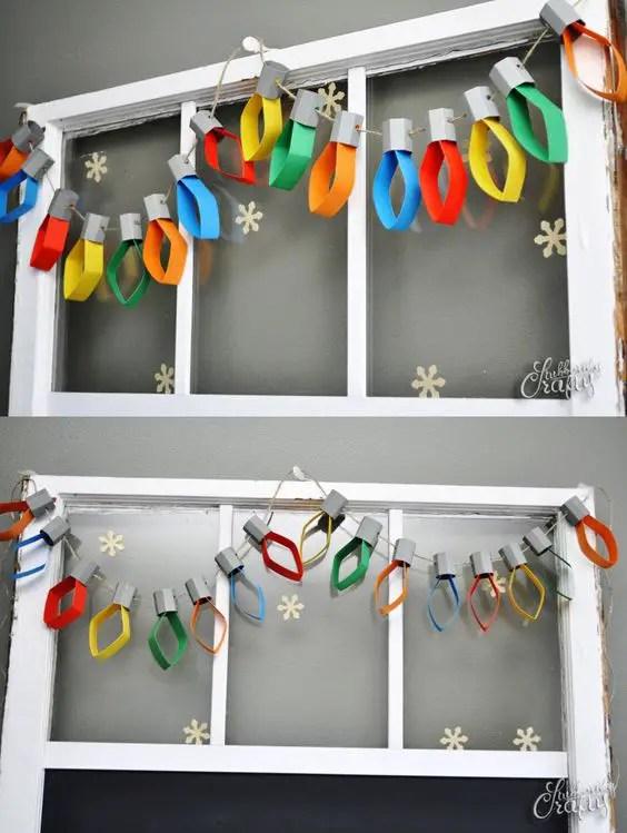 Simple Diy Christmas Decoration 9