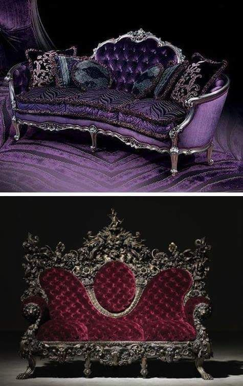 Gorgeous Gothic Furniture 2