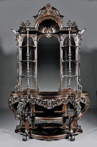 Gorgeous Gothic Furniture 7