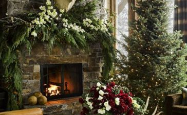 Rustic Christmas Decor 4