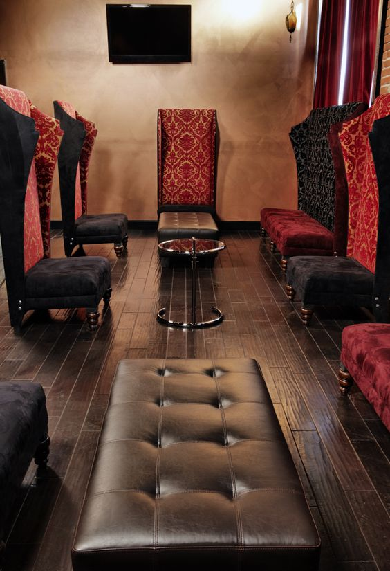 Gothic Furniture Set For Living Room 12