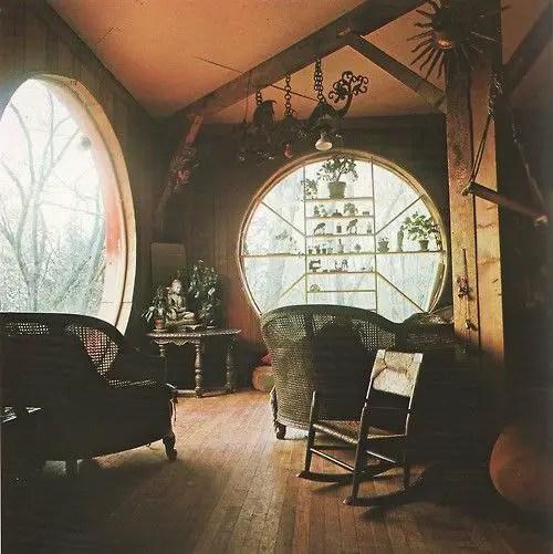 Gothic Furniture Set For Living Room 3