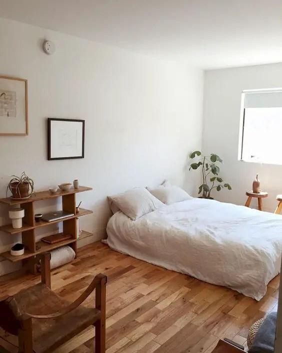 Minimalist Bedrooms Ideas 8