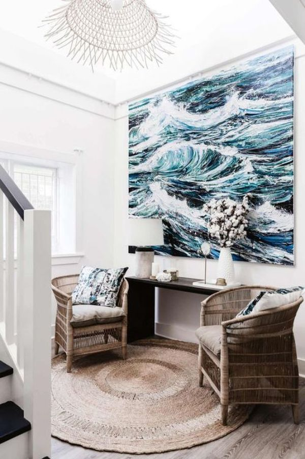 Coastal Glam Decor 13 Result