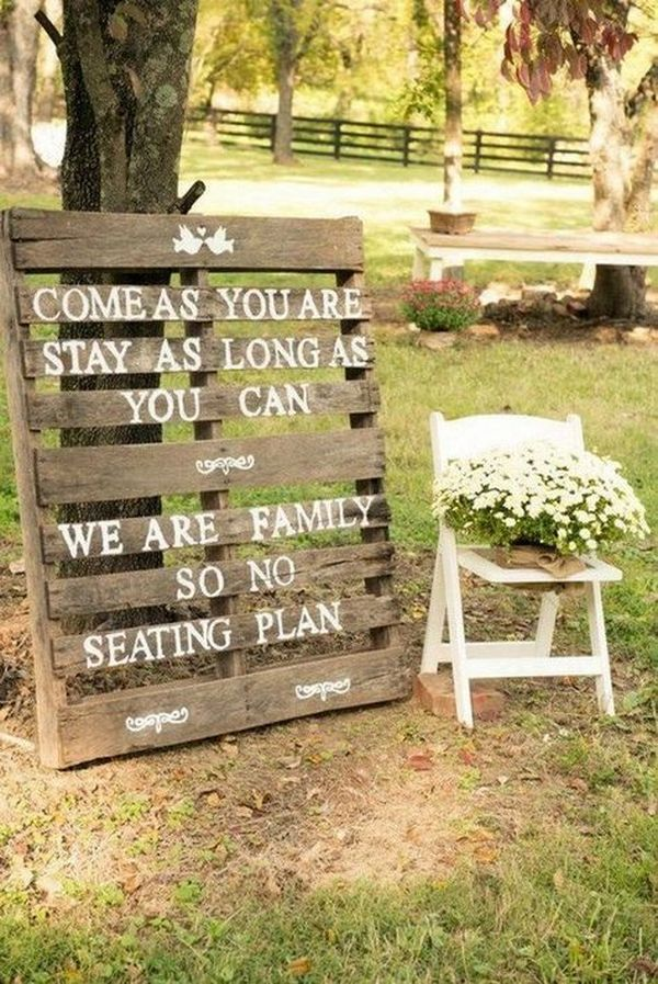 Country Rustic Wedding 10 Result