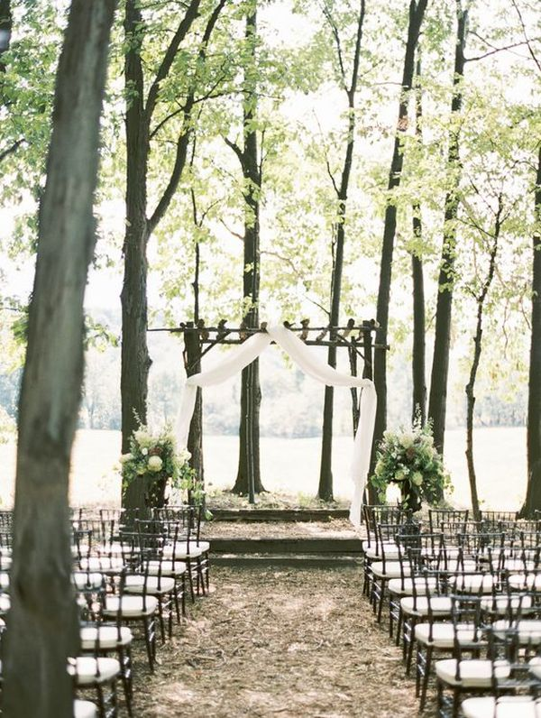 Forest Wedding Ideas 12 Result