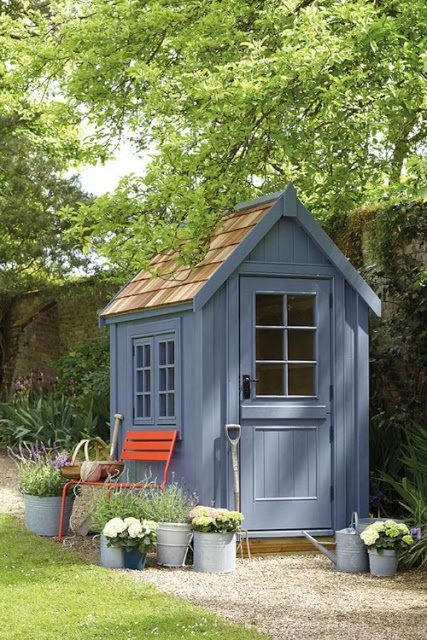 Painted Shed 11 Result