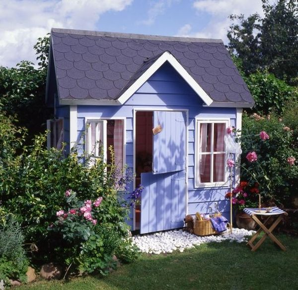 Painted Shed 15 Result