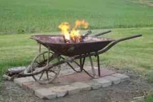 Backyard Fire Pit Result