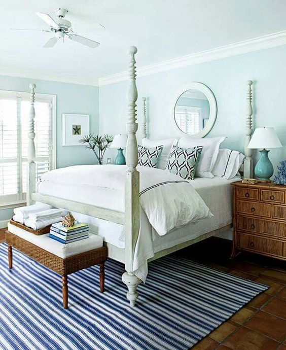 Coastal Glam Bedroom 3 Result