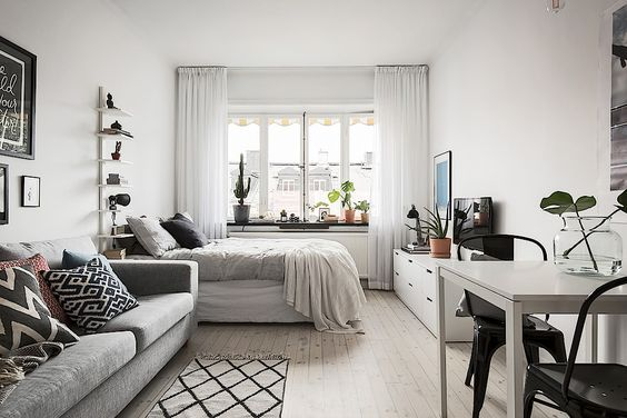 One Room Apartment 1 Result