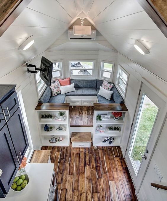 11 Smart Tiny House Ideas For Optimum Rooms